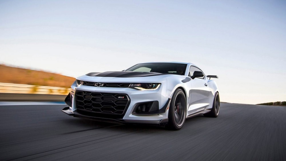 Chevy Is Now Offering A Camaro ZL1 1LE With An Automatic Transmission