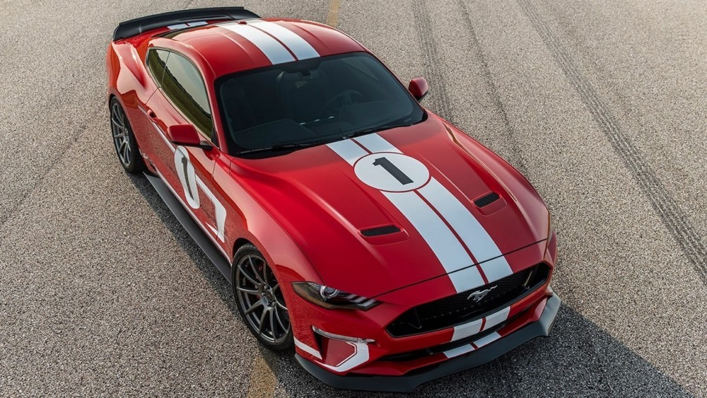 10,000th Hennessey Car Is A 808HP Ford Mustang