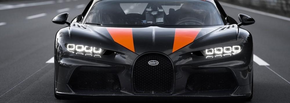 Bugatti Chiron Super Sport 300+ will sell for Millions