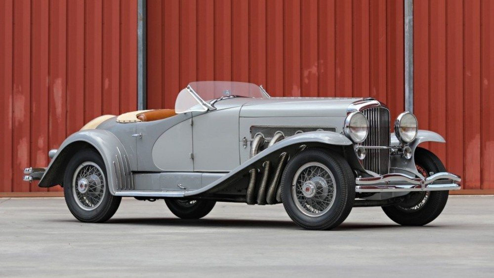 $22 Million Duesenberg Becomes Most Expensive American Car Ever Sold At Auction