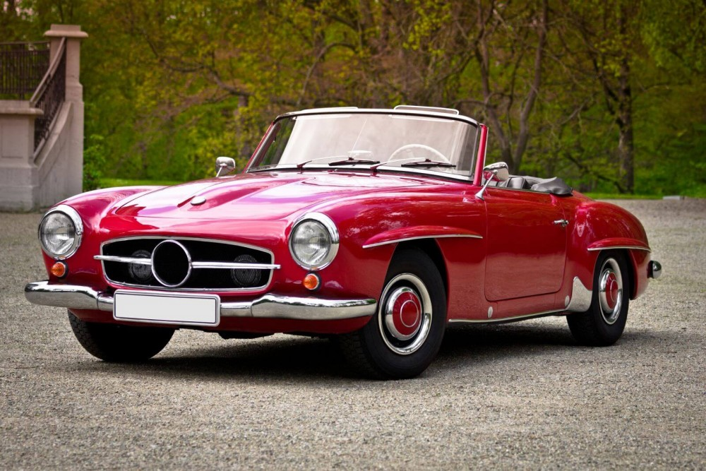 Collector : Luxury : Exotic : Classic Cars for Sale : The
