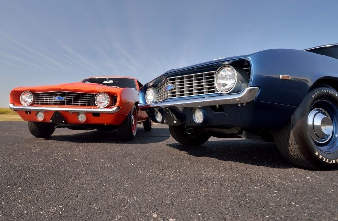 FBI Charges 25 In $4.5M Classic Car Scheme