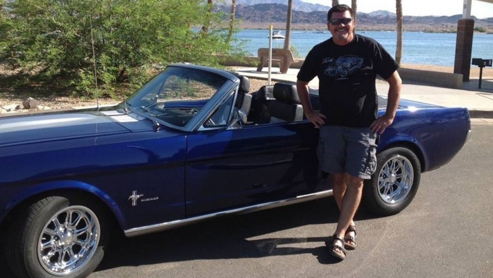 Man Inadvertently Buys Back His Lost 1966 Ford Mustang