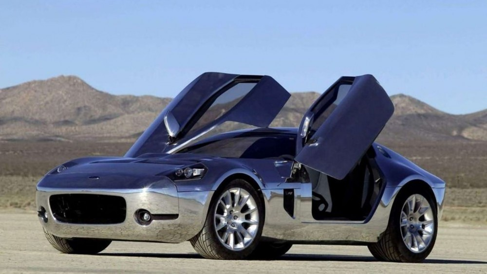 The Ford Shelby GR-1 Concept Will Be A Production Car