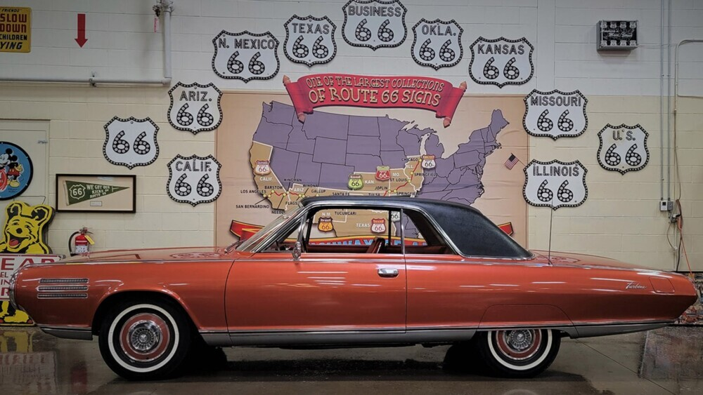 'Priceless' 1963 Chrysler Turbine Car resurfaces after private sale