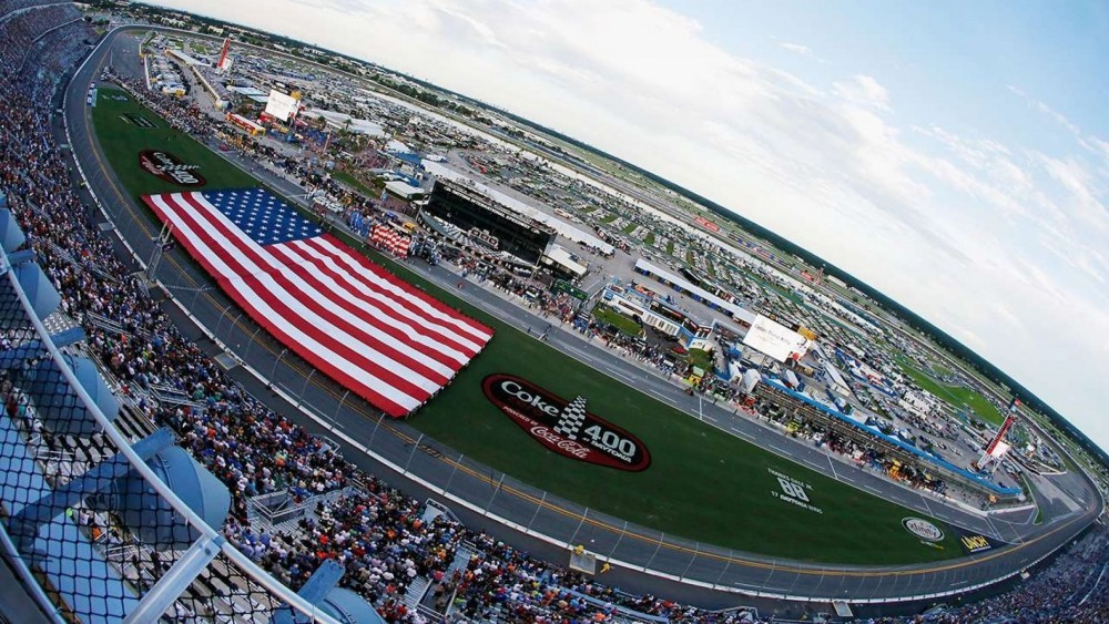 Football Coming To NASCAR's Daytona International Speedway