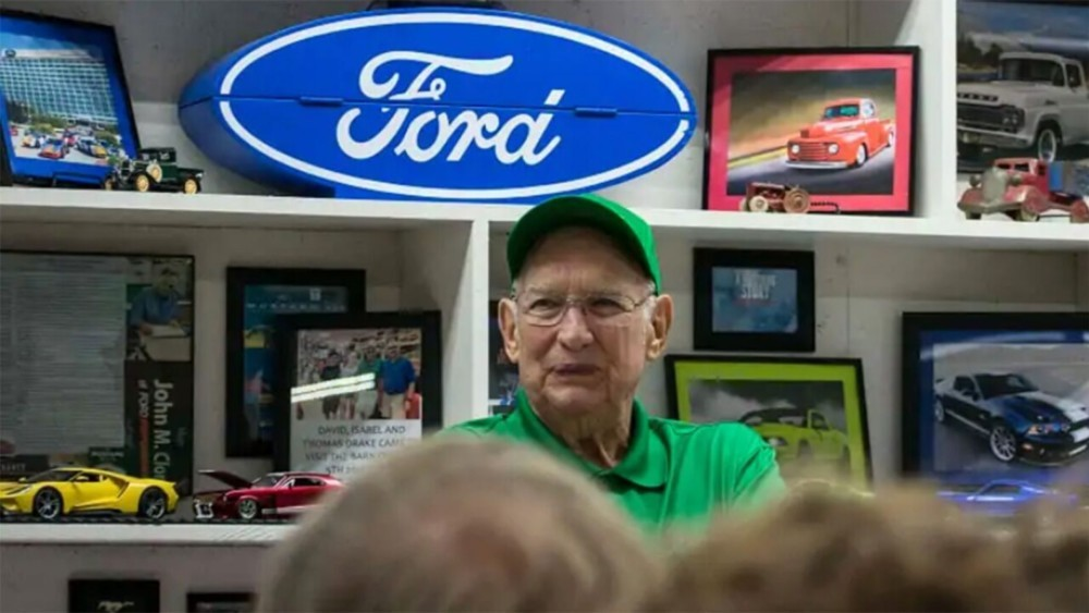 Original Ford Mustang designer Gale Halderman dies at 87