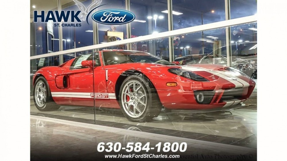 Dealer Is Selling BRAND NEW 2005 Ford GT Supercar
