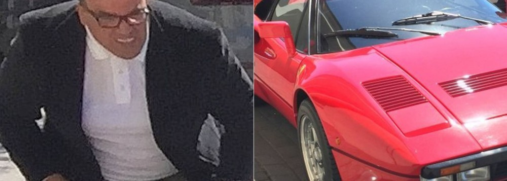Police Recover $2.2M Ferrari Stolen During Test Drive