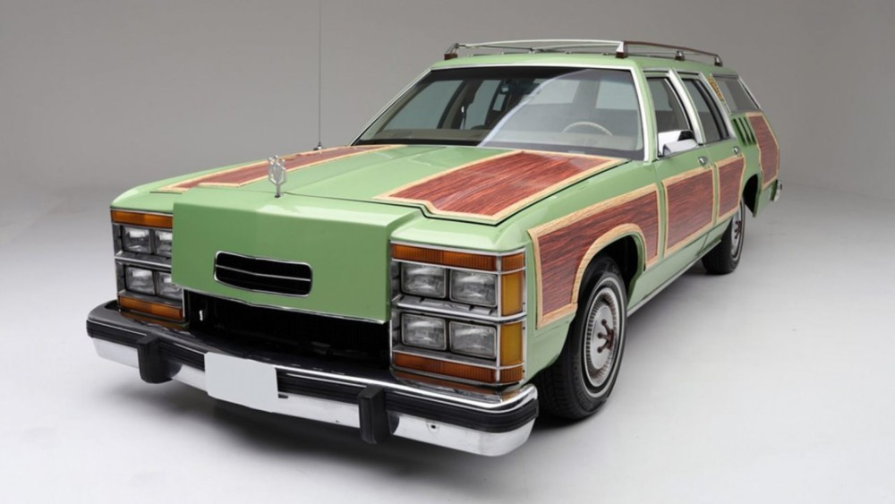 Wagon Queen Family Truckster Replica Sells At Barrett-Jackson
