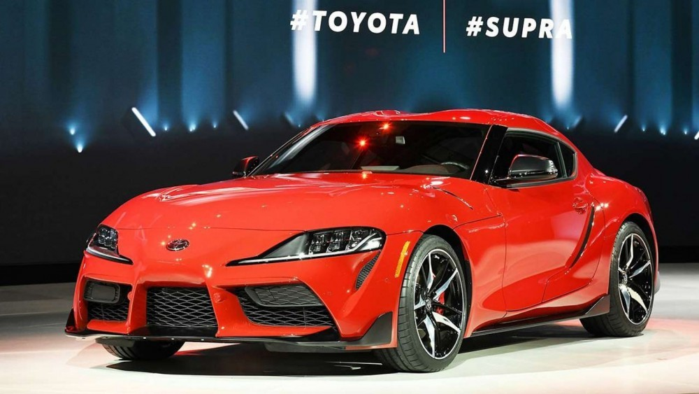 BMW Helps Bring Back The Toyota Supra For 2020