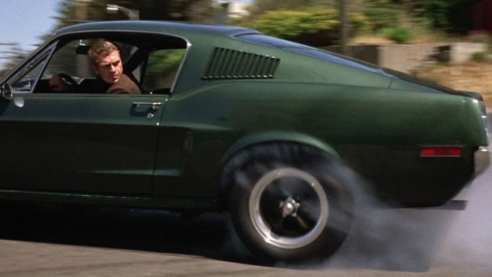 Steve McQueen's Bullitt Ford Mustang Going To Auction