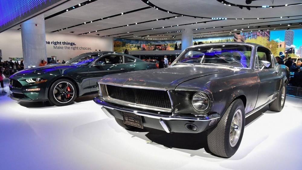 2019 Bullitt Ford Mustang GT Test Drive