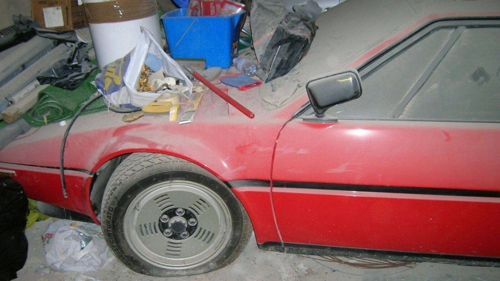 1981 BMW M1 Left To Rot Now Restored And Ready To Sell