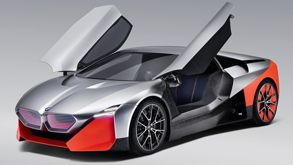 BMW M Next Is A 21st Century M1 Supercar
