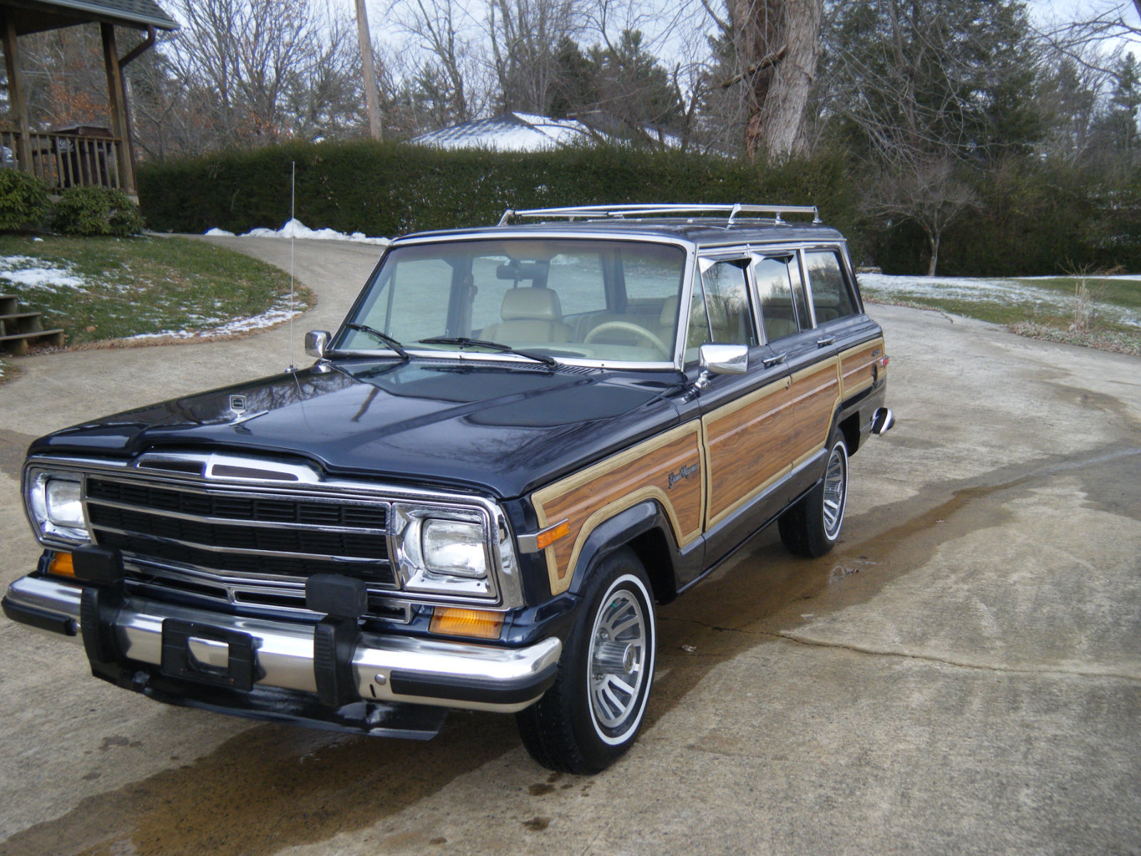 Best Jeep Jeep Grand Wagoneer Restoration Shops The Motor Masters