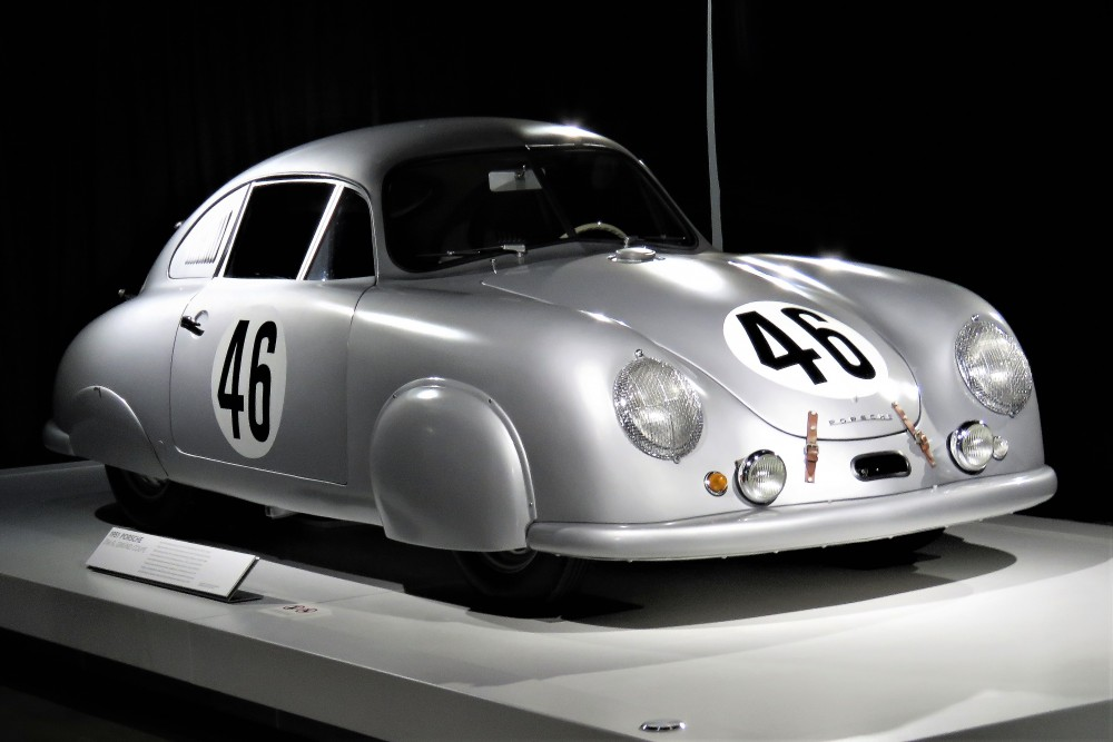 Porsche Classic Cars Art, Power and Design on Exhibit at Petersen ...