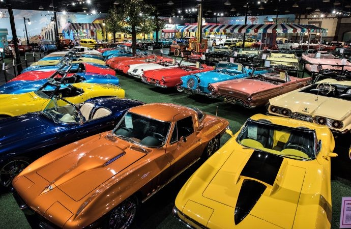 Dream Cars from Staluppi Collection to be Auctioned by Barrett Jackson
