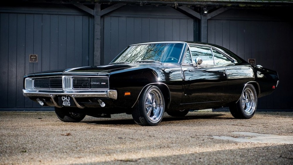 """Bullitt"" 1969 Dodge Charger Clone Owned By Bruce Willis And Jay Cay Is Up For Sale"