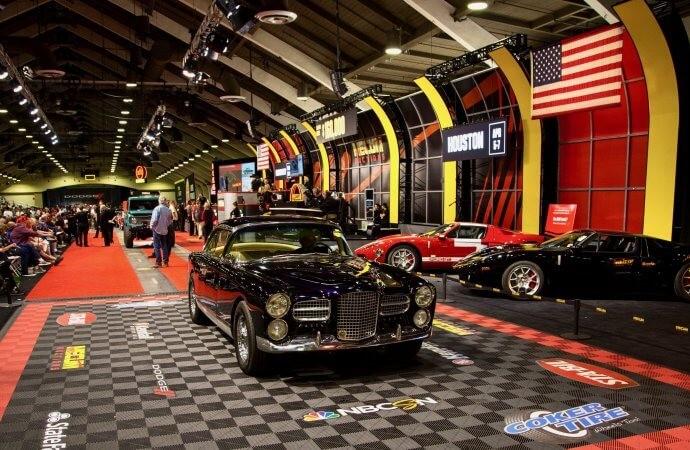 Mecum Los Angeles Auction Brings $9M