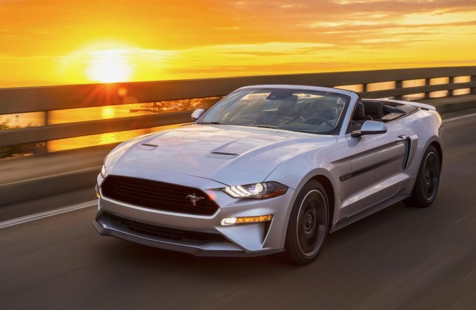 California Special Mustang To Come Out In 2019