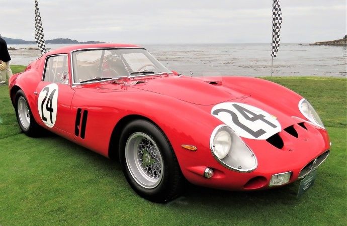 Ferrari Could Manufacture More 250 GTOs