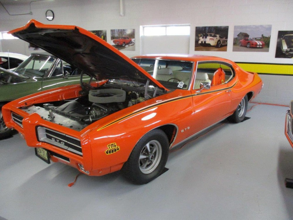Best Place To Sell Car Online-1969 Pontiac GTO Judge