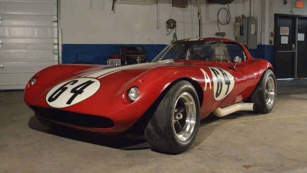 A Rare 1963 Cheetah Sports Car Sells For A Record Price