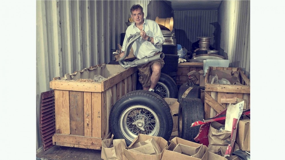 Classic Car Parts Worth Millions Discovered