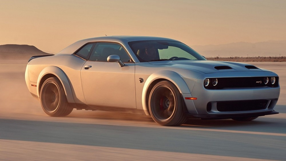 The 797 HP 2019 Dodge Challenger SRT Hellcat Redeye