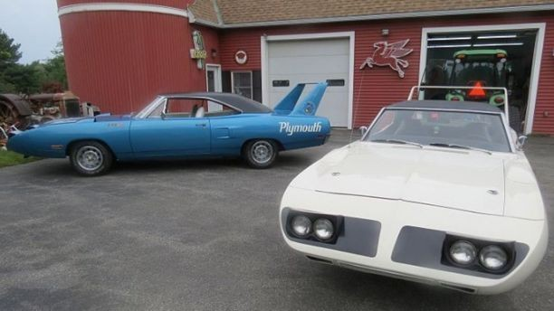 Two 1970 Plymouth Superbirds Could Be Worth $500K