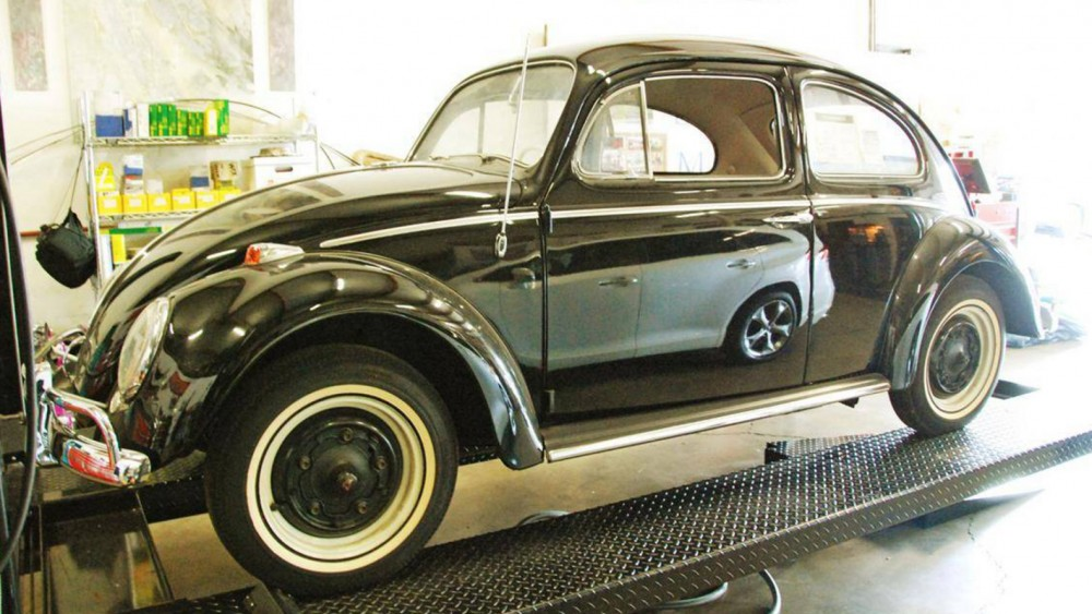 1964 Volkswagen Beetle With Only 23 Miles Is Sale For $1,000,000