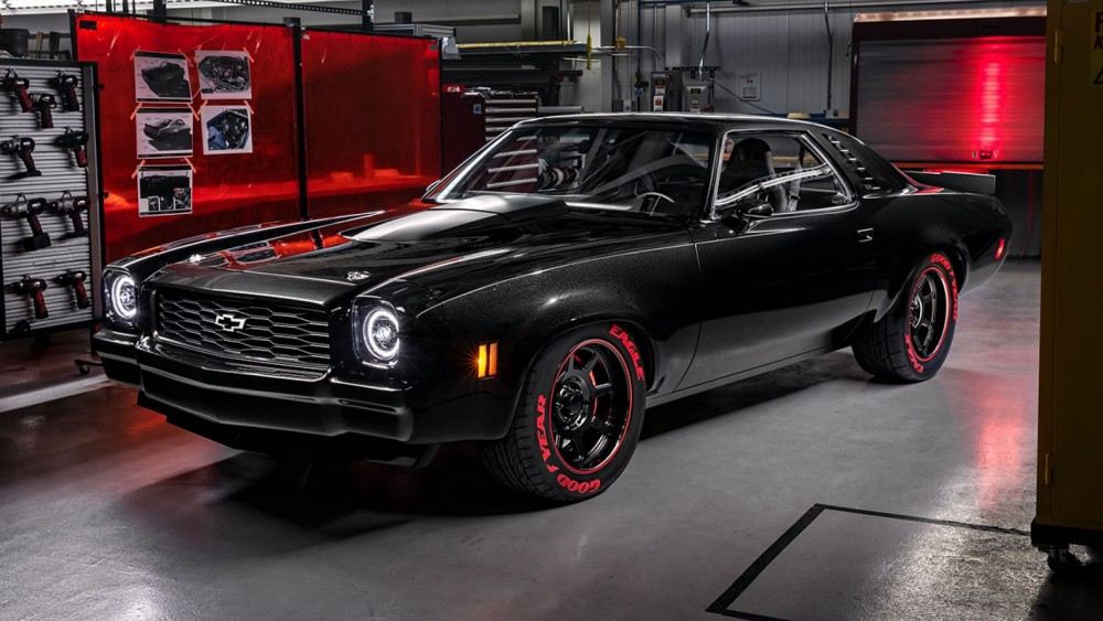 1973 Chevrolet Chevelle With Brand New ZR1 Crate Engine WIth 755 HP