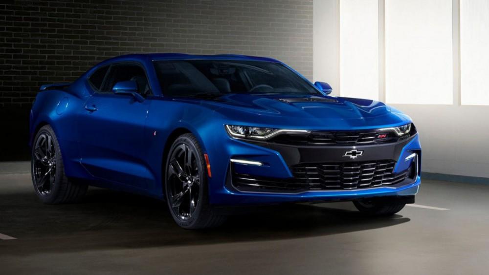 Chevrolet Testing Two Hybrid Camaros