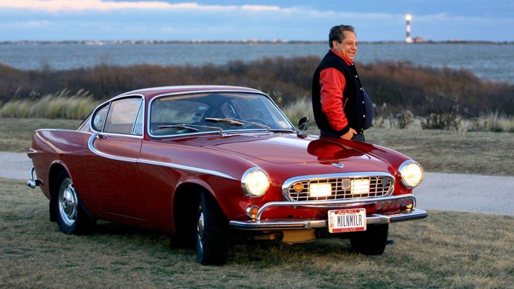 Irv Gordon, Who Drove His 1966 Volvo Over 3 Million Miles, Dies At 78