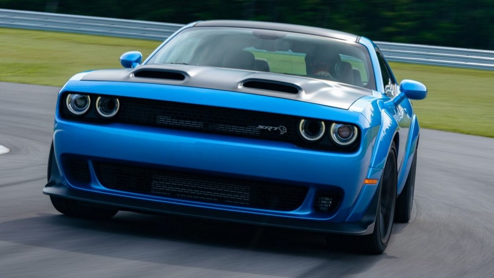 The 2019 Dodge Challenger SRT Hellcat Redeye