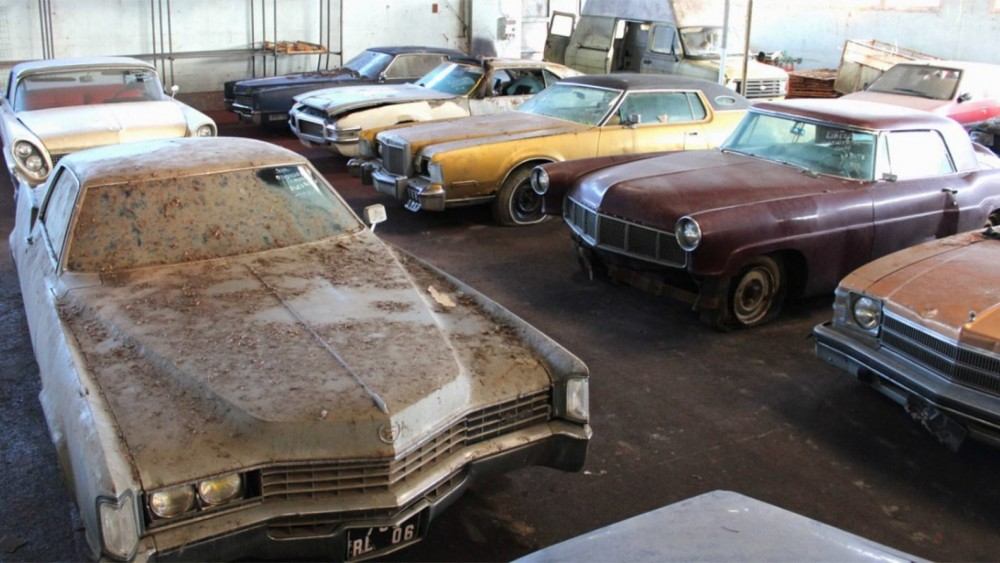 81 Barn Find Collection Is Worth A Fortune