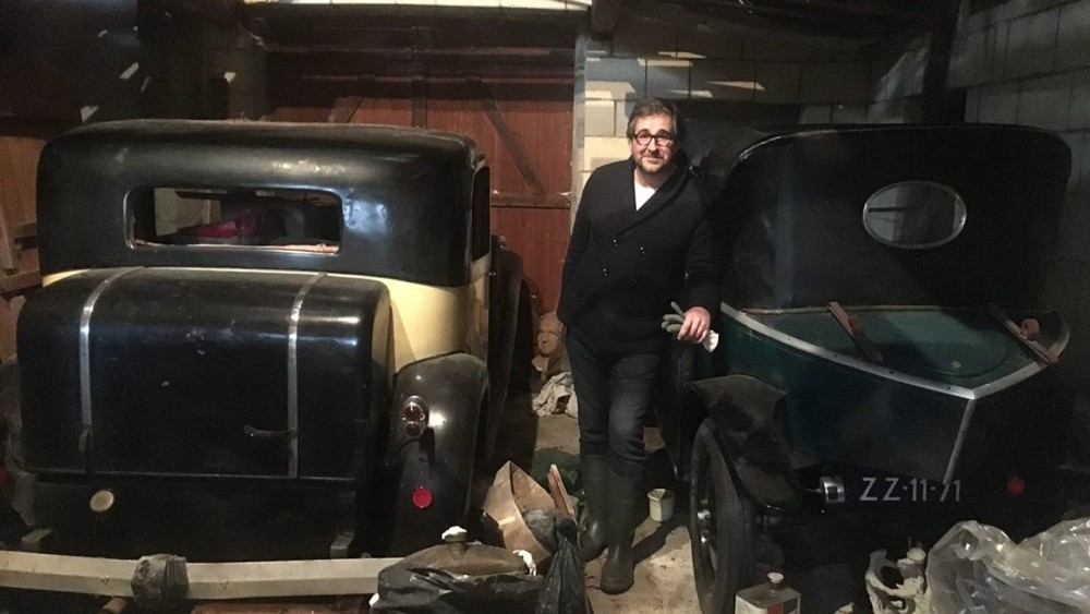 Million Dollar Barn Find Collection Found Hidden In Poor Artists Barn