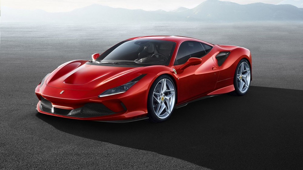 The Ferrari F8 Tributo Is The Most Powerful V8 Produced