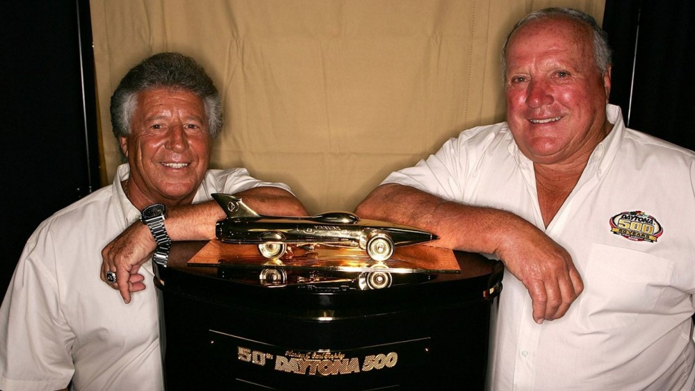 Mario Andretti's 79th Birthday Present From A.J. Foyt