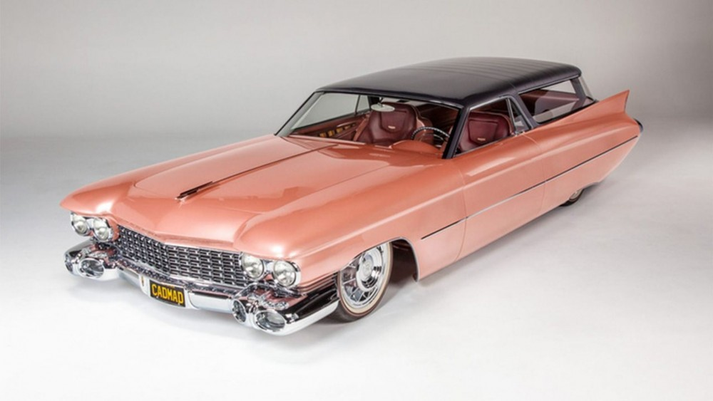1959 Cadillac CadMad Wins Ridler Award For Best Hot Rod