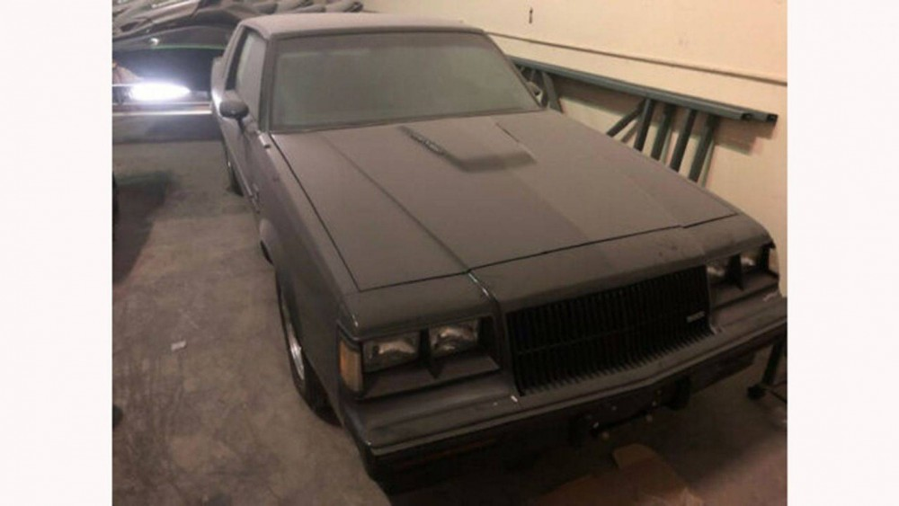 'New' 1987 Buick Grand National Selling on Ebay