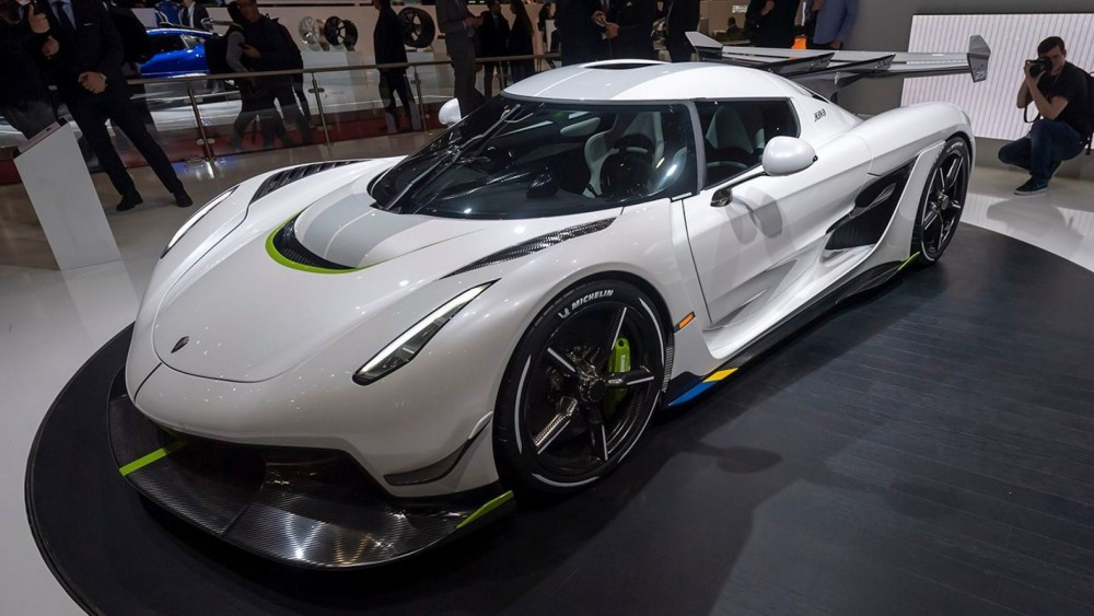 The $3M 300 MPH Koenigsegg Jesko Is Sold Out