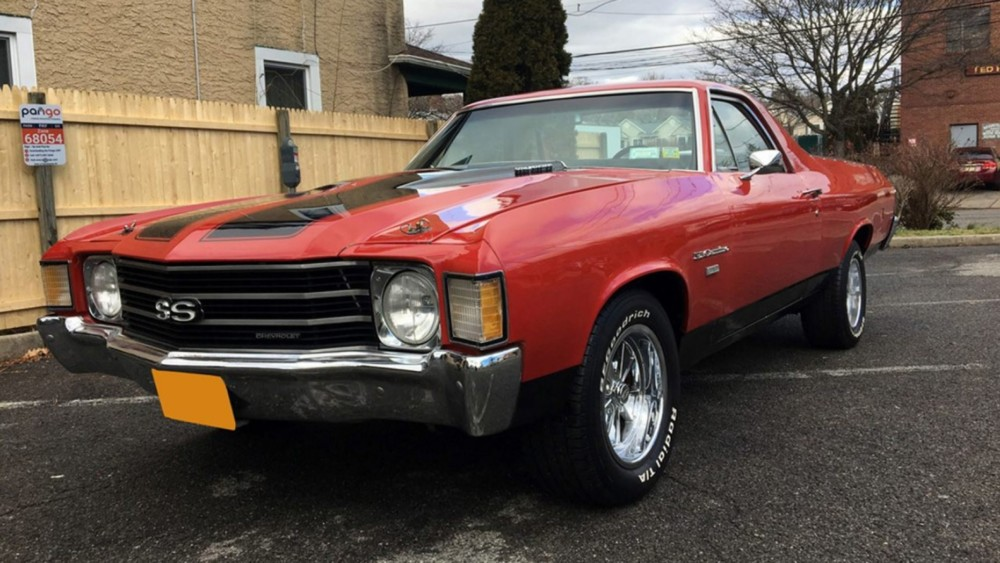 Jimmy Buffett's 1972 Chevrolet El Camino SS Is Headed For Barrett-Jackson