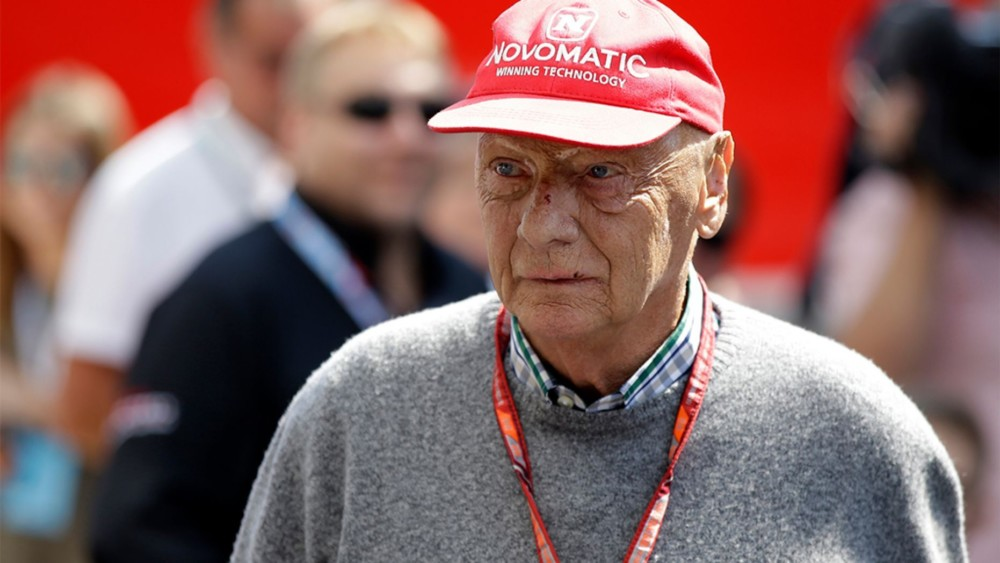 F1 Champion And Aviation Entrepreneur Niki Lauda Dead At 70