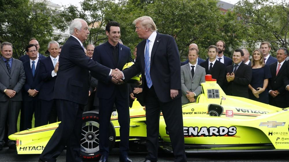 Roger Penske To Receive Presidential Medal Of Freedom