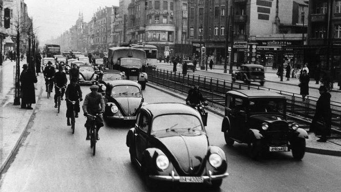 Volkswagen Wins Copyright Case Over Volkswagen Beetle Design