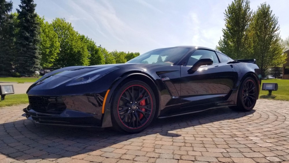 Last Front-Engine Chevrolet Corvette Headed To Barrett-Jackson
