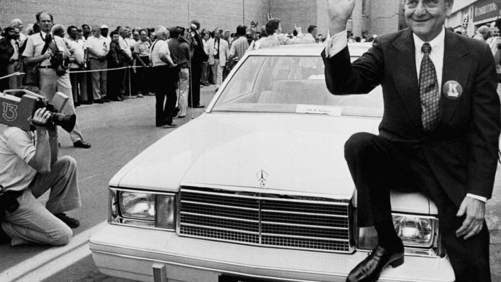 Lee Iacocca Passes Away At 94