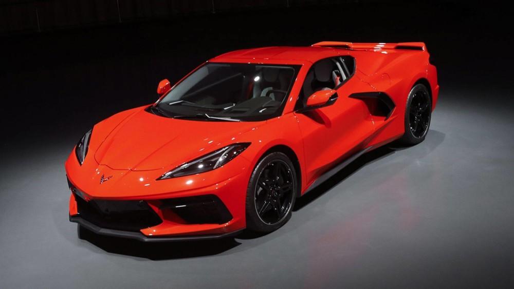 2020 Chevrolet Corvette Mid-Engine Design and for a Bargain Price